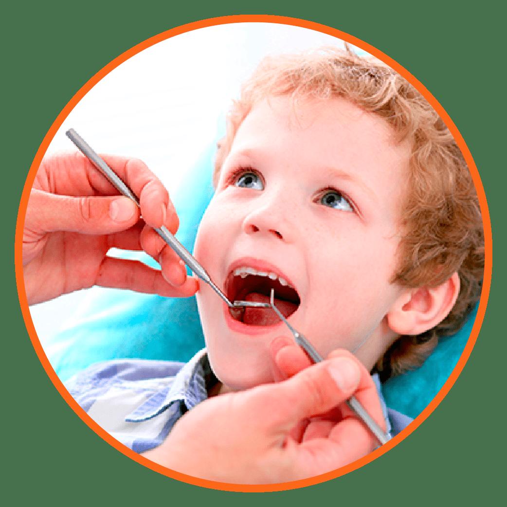 Sonría kids – Salud oral de los niños, tratamientos preventivos